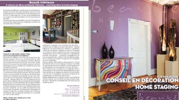 Article de presse Maison & Jardin